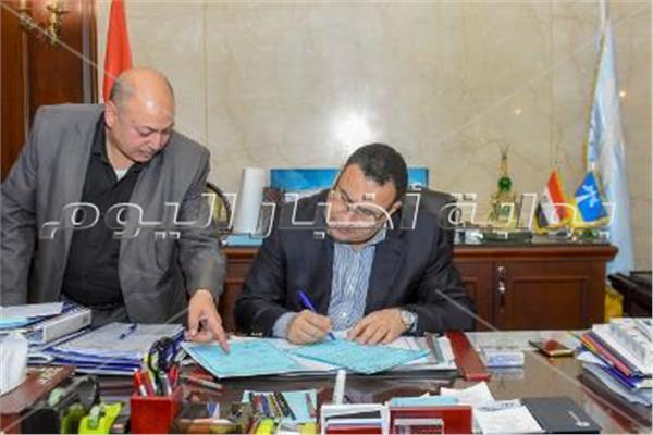 محافظ الإسكندرية يعتمد نتيجة الشهادة الإعدادية بالمحافظة