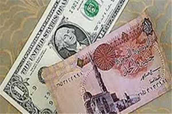 102 قرشًا زيادة في قيمة الجنيه المصري أمام الدولار-أرشيقية