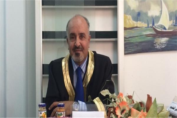 مدير عام المنطقة الحرة السورية الأردنية المشتركة خالد الرحاحلة