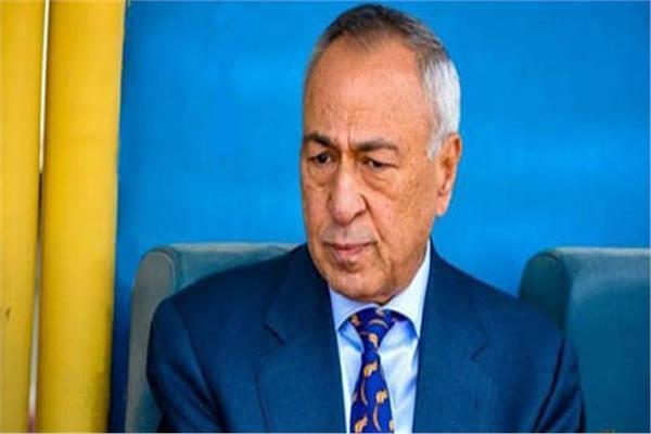 إبراهيم عثمان - رئيس النادي الإسماعيلي