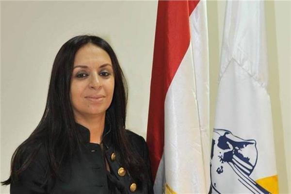 الدكتورة مايا مرسي- رئيس المجلس القومي للمرأة