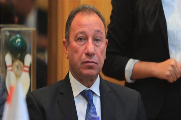 رئيس النادي الأهلي محمود الخطيب