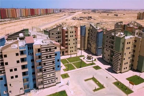 مشروع سكن مصر في العلمين