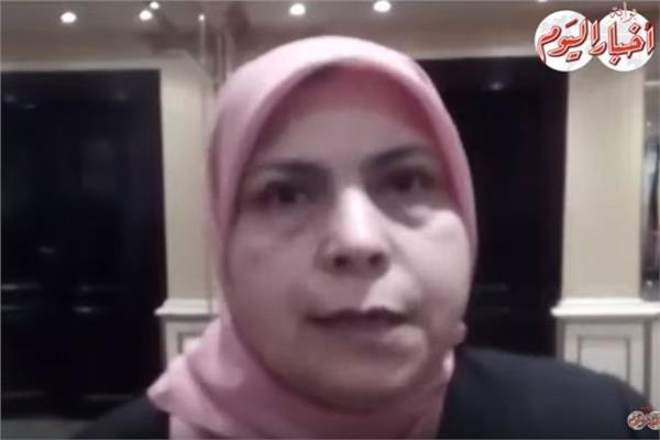 الدكتورة سعاد عبد الغفار رئيس الطب الشرعي
