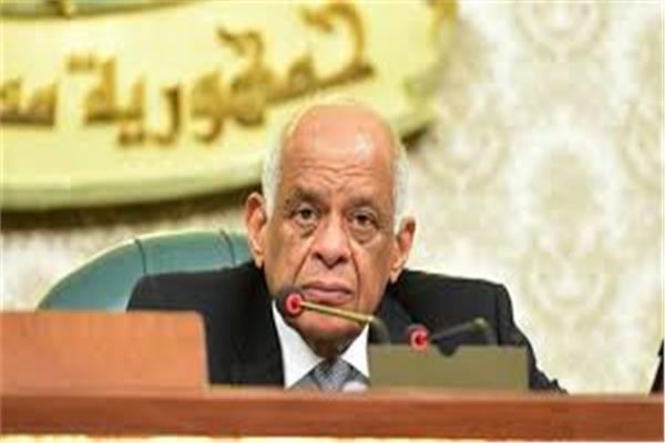 رئيس مجلس النواب د.علي عبد العال