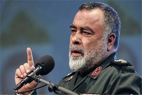 مرتضي قرباني مستشار القيادة العسكرية الايرانية