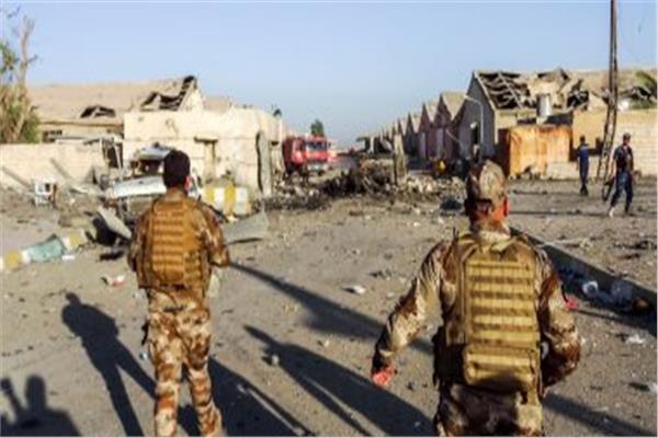 صورة أرشيفية للجيش العراقي