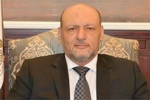 """الدكتو حسين أبو العطا، رئيس حزب """"مصر الثورة"""""""