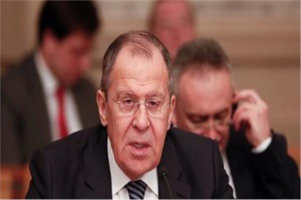 وزير الخارجية الروس سيرجى لافروف