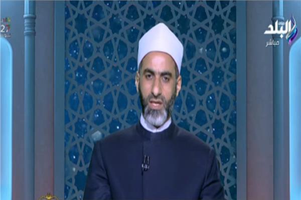 الداعية السيد عبد الباري