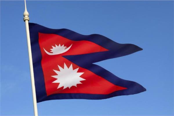 علم نيبال