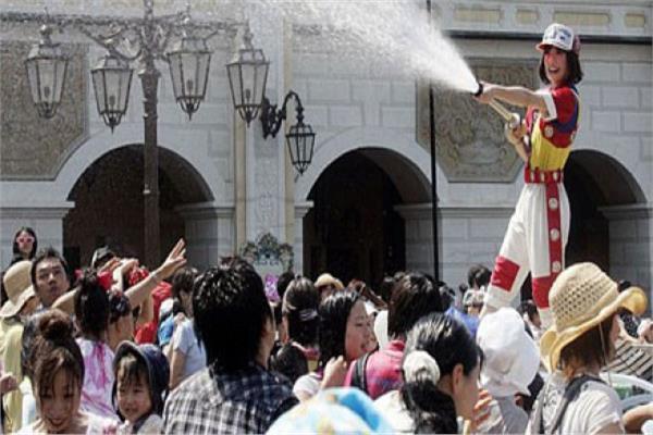 مصرع وإصابة 577 بسبب ارتفاع درجات الحرارة في اليابان
