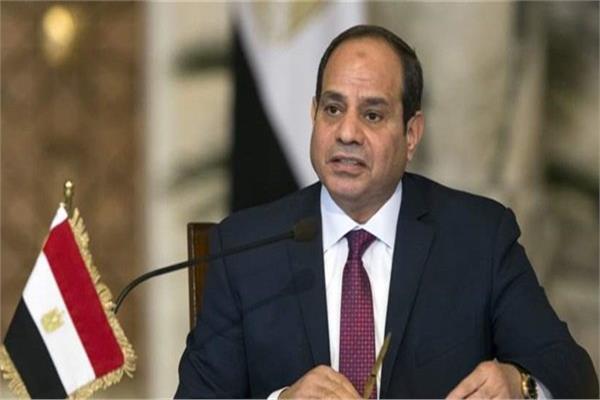 السيسي : أمن الخليج العربي ركيزة أساسية للأمن القومي المصري