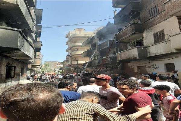 ارتفع عدد المصابين فى حادث انفجار خزان وقود