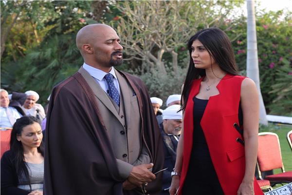 لمياء كرم: سعيدة بالوقوف أمام محمد رمضان في «زلزال»