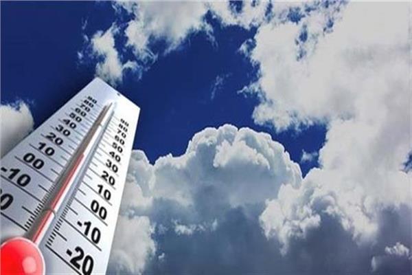 الأرصاد: انخفاض تدريجى فى درجات الحرارة وسقوط أمطار خفيفة