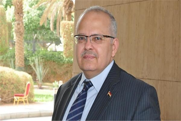 د. محمد الخشت رئيس جامعة القاهرة