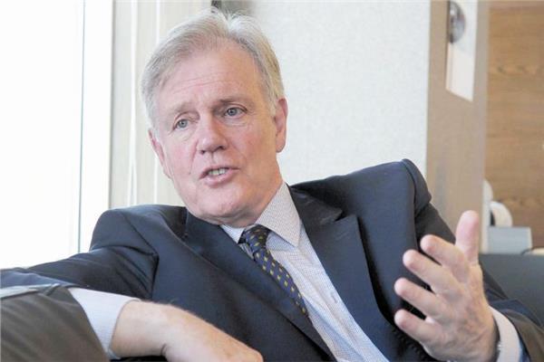 السفير جيمس موران