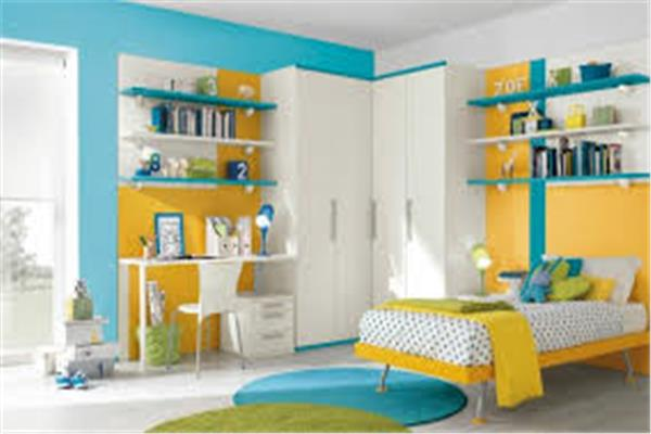 تصميم ديكور الغرفة يؤثر علي الجانب النفسي للطلاب
