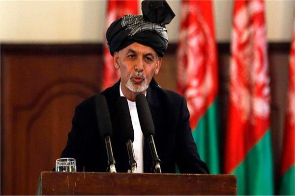 الرئيس الأفغاني - أشرف غني