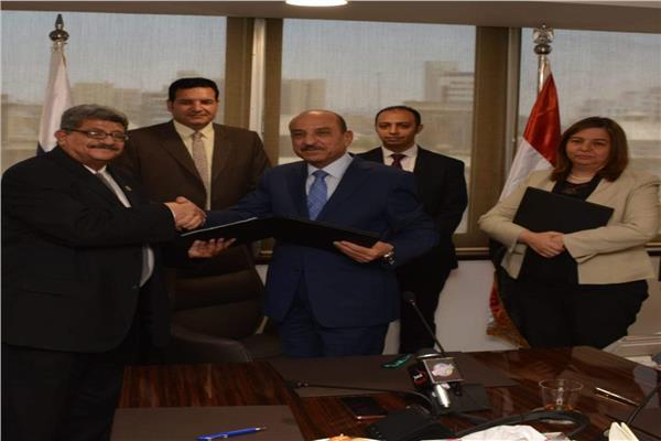 توقيع بروتوكول بين بنك التنمية الصناعية وصندوق الإسكان الاجتماعي