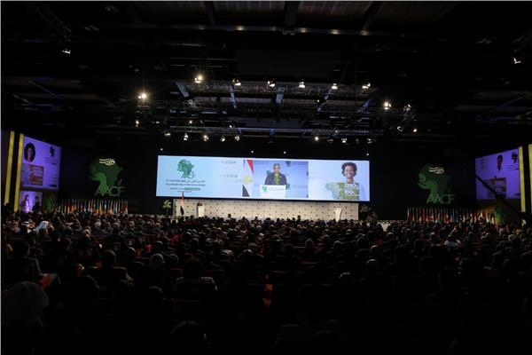 المنتدى الأفريقي الأول لمكافحة الفساد بشرم الشيخ