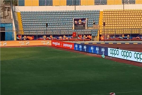 ستاد الإسماعيلية يستضيف مباريات المجموعة السادسة