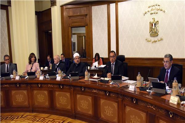 اجتماع مجلس الوزراء_ تصوير: أشرف شحاتة