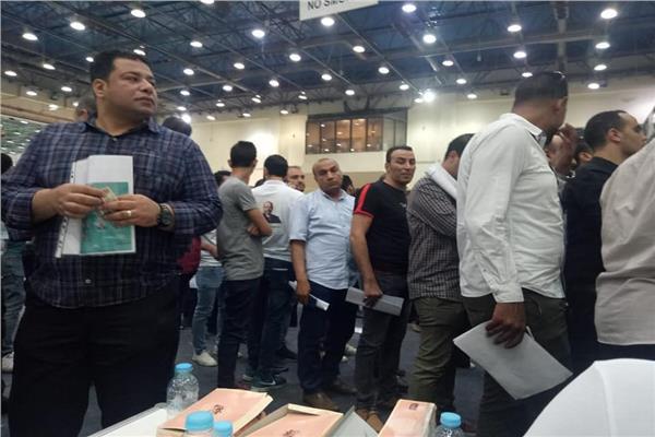 الناخبون بغرفة القاهرة: قوة البرامج الخدمية سر الإقبال الكثيف على اللجان