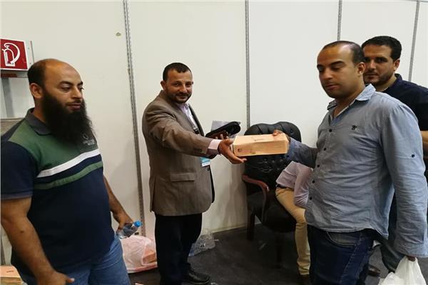 انتخابات الغرفة التجارية بالقاهرة