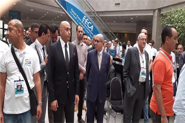المهندس ابراهيم العربي نائب رئيس اتحاد الغرف التجارية