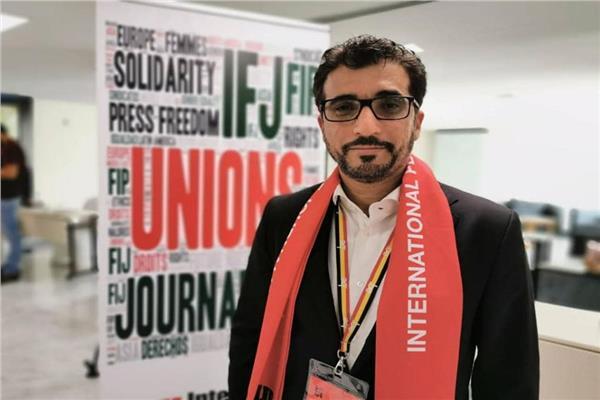 محمد الحمادي رئيس مجلس إدارة جمعية الصحفيين الإماراتية