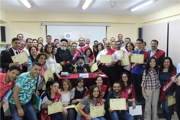 افتتاح الدورة الرابعة للدراسات اللاهوتية بوسط القاهرة