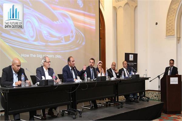 لخبراء المشاركون في المؤتمر الثالث لمستقبل مراكز البيانات