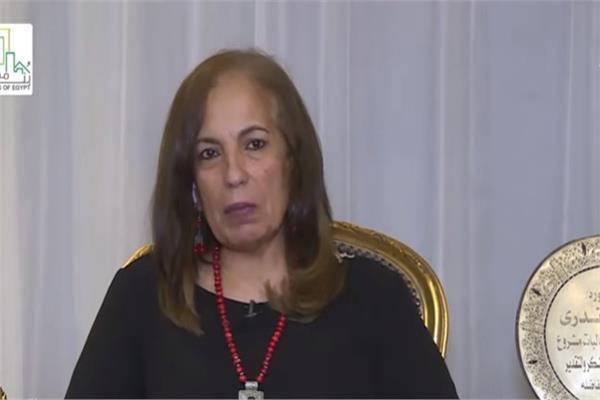 الدكتورة سامية قدري