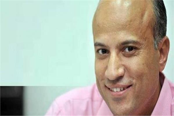 حسين الزناتى عضو مجلس نقابة الصحفيين