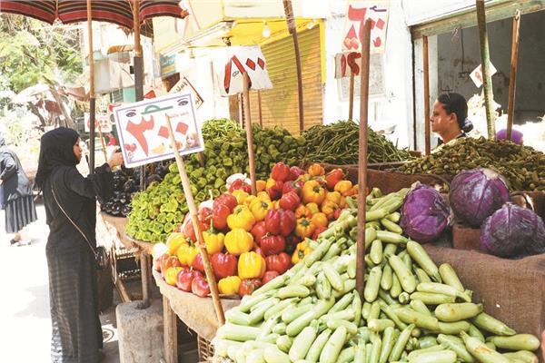 انخفاض ملحوظ في أسعار الخضروات