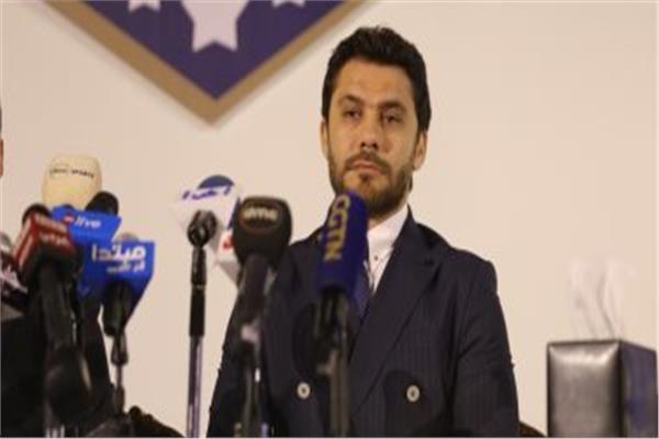 مدير الكرة في نادي بيراميدز أحمد حسن
