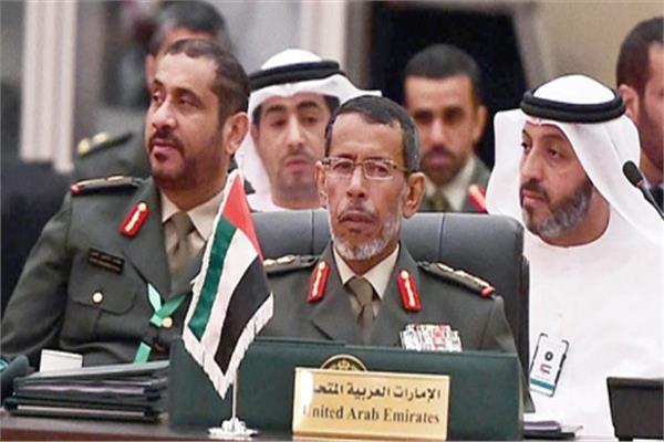 رئيس أركان القوات المسلحة الإماراتي الفريق حمد محمد