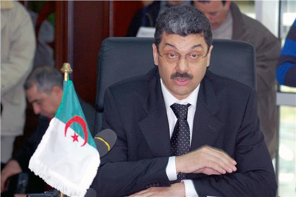 وزير المالية الجزائري الأسبق كريم جودي