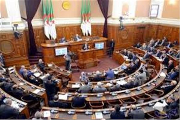 مجلس الأمة الجزائري