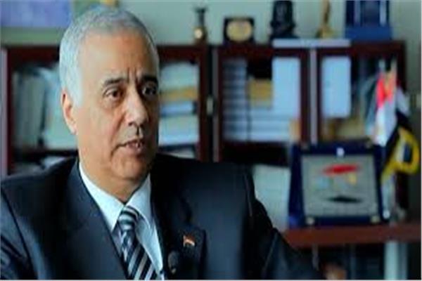 عصام الكردى رئيس جامعة الإسكندرية