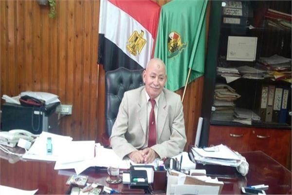 المهندس حسن جودة وكيل وزارة الزراعة في محافظة الفيوم