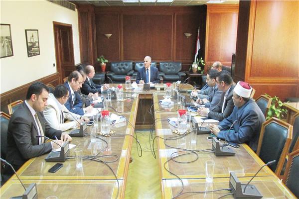 رئيس بعثة الحج: التنسيق مع أئمة المساجد لتوعية الحجاج بالسلوكيات السليمة