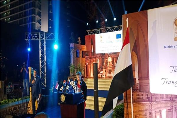 مشروع تطوير المتحف المصرى بالتحرير