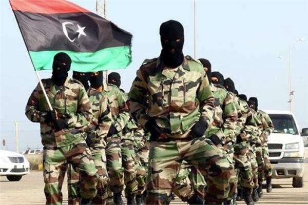 أرشيفية - الجيش الليبي