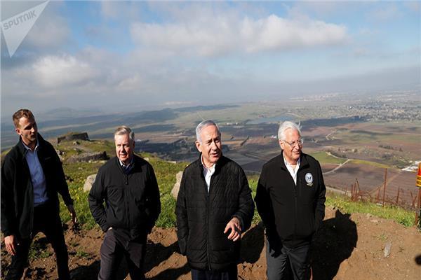 الحكومة الإسرائيلية تصدق على إقامة بلدة جديدة بالجولان