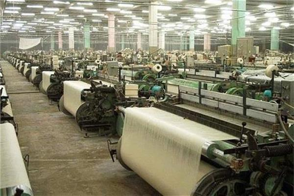 صناعة الغزل والنسيج بالشركات