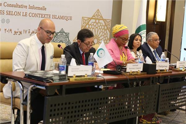 الاجتماع الوزاري التشاوري يناقش أربعة موضوعات مرتبطة بأوضاع المرأة