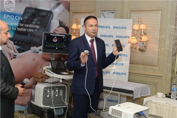 إطلاق أحدث تكنولوجيا للموجات فوق الصوتية في السوق المصري